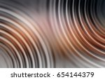 colorful ripple background | Shutterstock . vector #654144379
