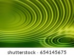 colorful ripple background | Shutterstock . vector #654145675