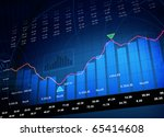 economy recovery   Shutterstock . vector #65414608