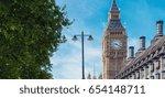 Big Ben Summer View In London ...
