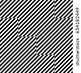 vector seamless pattern.... | Shutterstock .eps vector #654182449