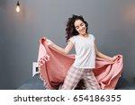 expressing true positive...   Shutterstock . vector #654186355