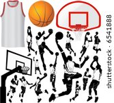 Basketball And Equipments 3 ...