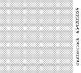 seamless surface pattern design ... | Shutterstock .eps vector #654205039