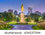 boston  massachusetts  usa... | Shutterstock . vector #654237544