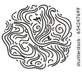 pasta. vector illustration.   Shutterstock .eps vector #654247699