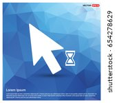 cursor icon | Shutterstock .eps vector #654278629