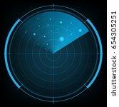 technology digital future...   Shutterstock .eps vector #654305251