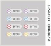 battery icon   Shutterstock .eps vector #654349249