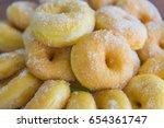 Donut Sugar Brown
