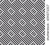 vector seamless pattern.... | Shutterstock .eps vector #654371317