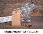 e commerce concept purchasing