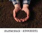 soil fertility analysis as... | Shutterstock . vector #654430351