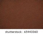 flat american football texture. | Shutterstock . vector #65443360