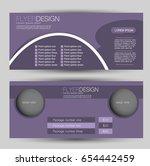 flyer banner or web header... | Shutterstock .eps vector #654442459