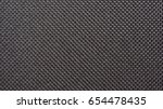 texture of black synthetic... | Shutterstock . vector #654478435