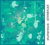 grunge oil painting. oil... | Shutterstock .eps vector #654484165