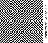 vector seamless pattern.... | Shutterstock .eps vector #654523819