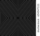 repeated black figures... | Shutterstock .eps vector #654547111