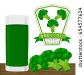 vector illustration logo for... | Shutterstock .eps vector #654577624