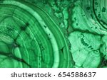 Green Copper Ore Texture Macro