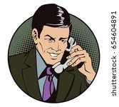 stock illustration. people in... | Shutterstock .eps vector #654604891