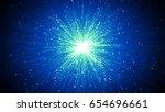 stylish colorful illustration... | Shutterstock . vector #654696661