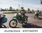 valparaiso  chile   june 01 ... | Shutterstock . vector #654766054