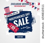 Usa Independence Day Sale...