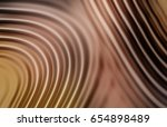 colorful ripple background | Shutterstock . vector #654898489