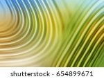 colorful ripple background | Shutterstock . vector #654899671