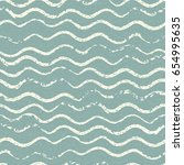 beautiful seamless pattern with ... | Shutterstock .eps vector #654995635