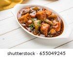 Spicy Paneer Or Chilli Paneer...