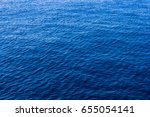 wave of clear sea background | Shutterstock . vector #655054141