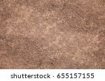 soil texture and background of... | Shutterstock . vector #655157155