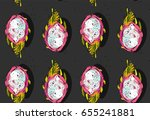 hand drawn vector abstract... | Shutterstock .eps vector #655241881