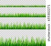 grass seamless field pattern... | Shutterstock .eps vector #655302271