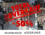 total sales   liquidation | Shutterstock . vector #655391905
