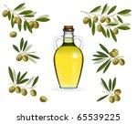 vector illustration. big set... | Shutterstock .eps vector #65539225
