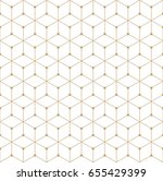 sacred geometry grid graphic... | Shutterstock .eps vector #655429399