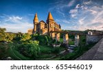Hunyad Castle.large Panorama O...