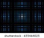 rectangle blue background | Shutterstock .eps vector #655464025