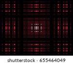 original 3d rectangle background | Shutterstock .eps vector #655464049