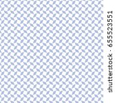 vector pattern. geometric... | Shutterstock .eps vector #655523551