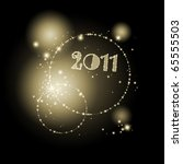 abstract new year background in ... | Shutterstock . vector #65555503