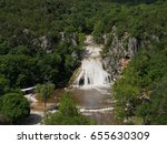 Turner Falls Flooded  Sulphur...