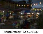 blured bokeh or blured focus... | Shutterstock . vector #655671337