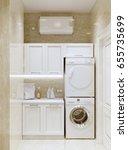 bright modern classic...   Shutterstock . vector #655735699
