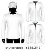 Baseball Jacket Free Vector Art - (703 Free Downloads)