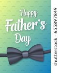 illustration of vector father's ... | Shutterstock .eps vector #655897849